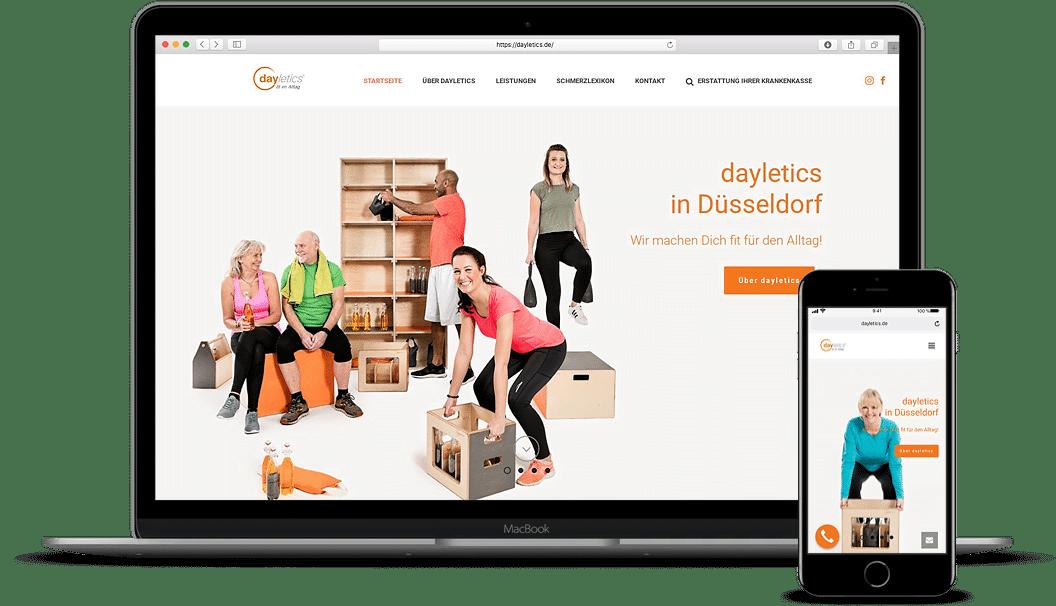 Webdesign Infowebseiten Viersen