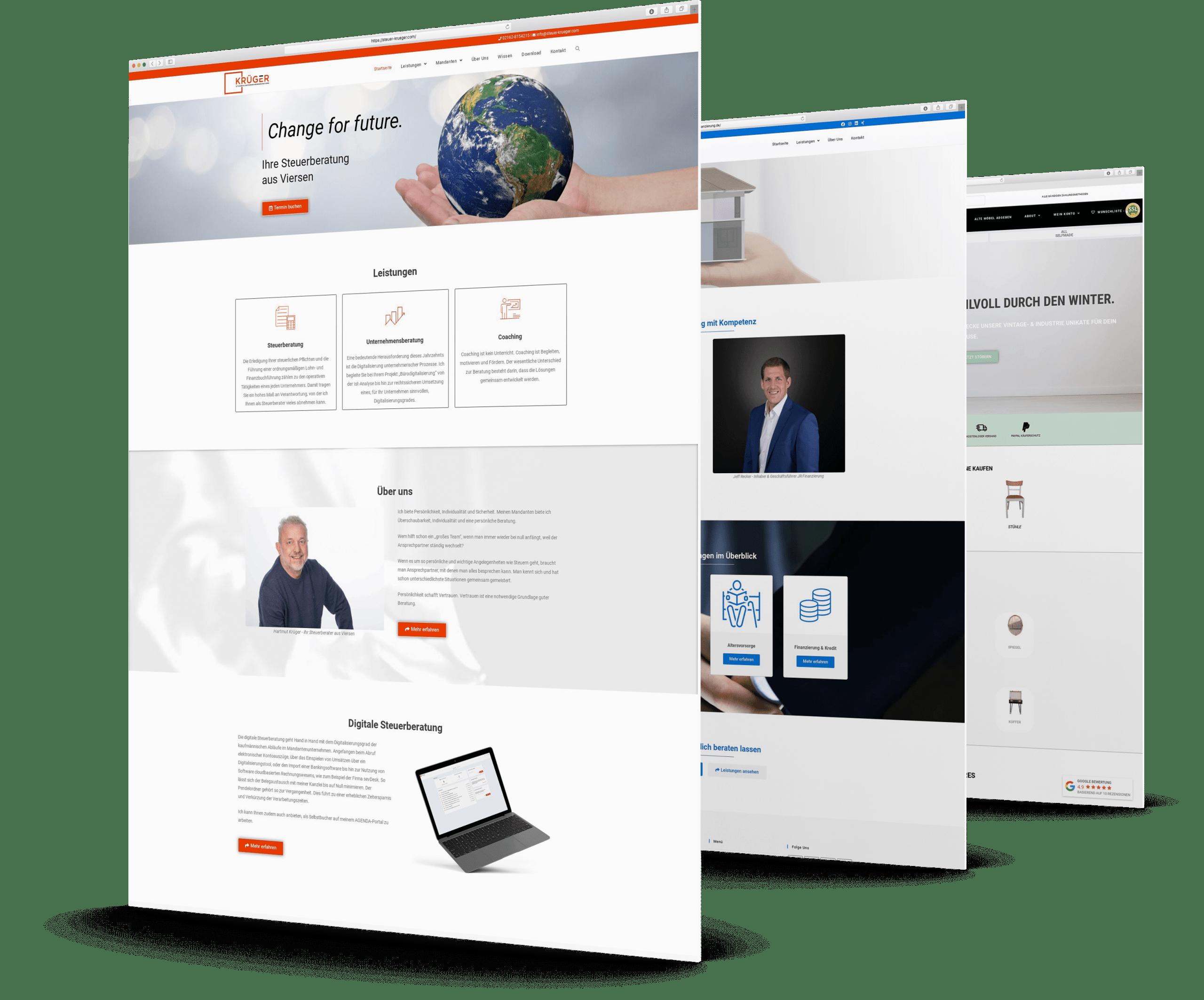 Webdesign Krefeld